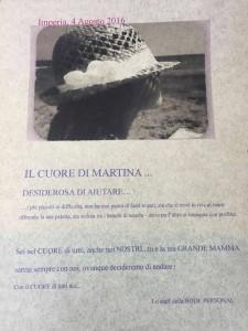 IL CUORE DI MARTINA ONLUS